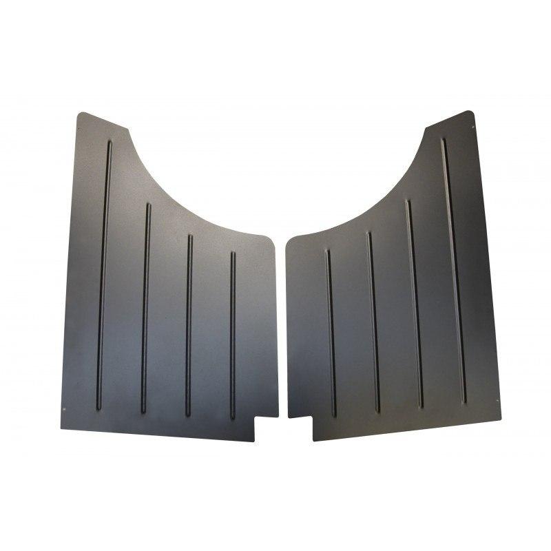 Tapicerka drzwi boczki panele BMW E30 tył - GRUBYGARAGE - Sklep Tuningowy